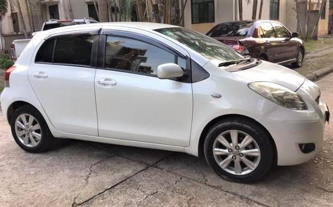 Toyota Yaris đời cũ rao bán rầm rộ, giá đắt hơn bản mới vừa về Việt Nam