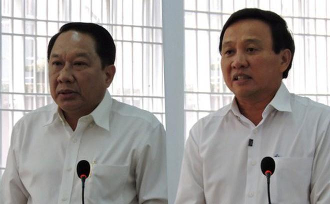 Bị tố tiếp tay lừa đảo, nguyên chủ tịch TP Vũng Tàu và thuộc cấp đồng loạt kêu oan