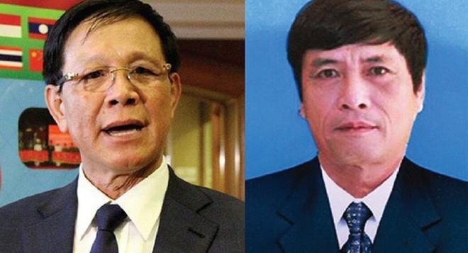Bộ Công an thông tin chính thức việc đề nghị truy tố cựu Trung tướng Phan Văn Vĩnh - Ảnh 1.