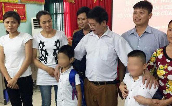 Vụ trao nhầm con: 2 trẻ đã chính thức trở về với cha mẹ đẻ
