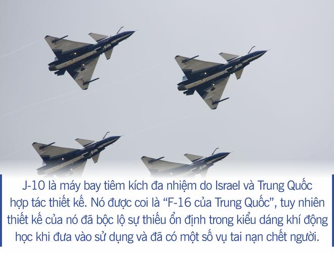 [Photo Story] Không quân Trung Quốc - Gã khổng lồ chân đất sét? - Ảnh 7.