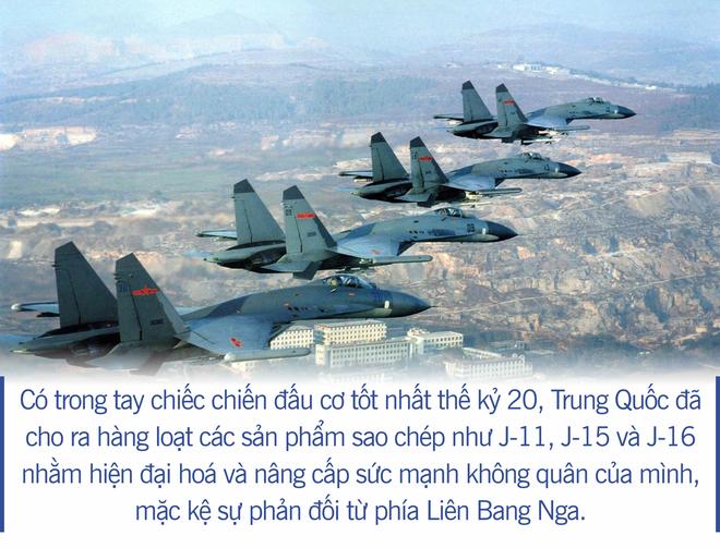 [Photo Story] Không quân Trung Quốc - Gã khổng lồ chân đất sét? - Ảnh 9.