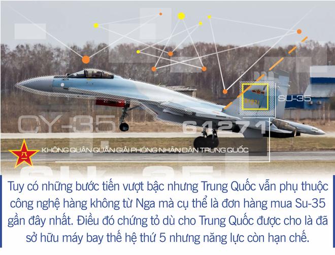 [Photo Story] Không quân Trung Quốc - Gã khổng lồ chân đất sét? - Ảnh 11.