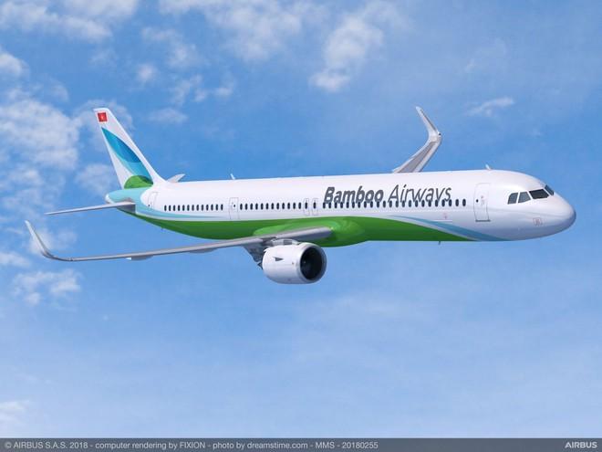 Nhiều máy bay của hãng hàng không Bamboo Airways sẽ không thể cất cánh? - Ảnh 1.