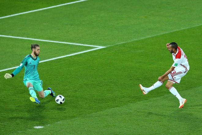 Thống kê kinh hoàng của David de Gea: Man United dở, hay Tây Ban Nha quá hay? - Ảnh 3.