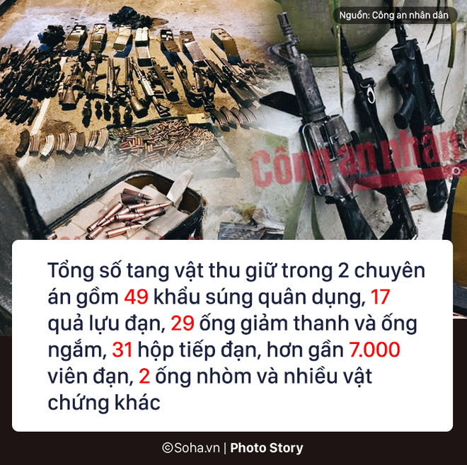 72 giờ, 300 cảnh sát, 7 xe bọc thép vây ráp và hành trình tiêu diệt 2 trùm ma túy 10