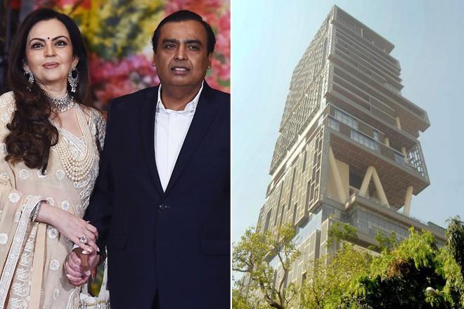 Các tỷ phú Ấn Độ: Đi siêu xe, xây nhà chọc trời, chi triệu đô cho đám cưới con gái - Ảnh 4.