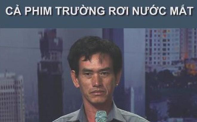 """Chủ tịch HĐND TP.HCM nghẹn lời nói với công nhân thoát nước: """"Tôi xin lỗi anh"""""""