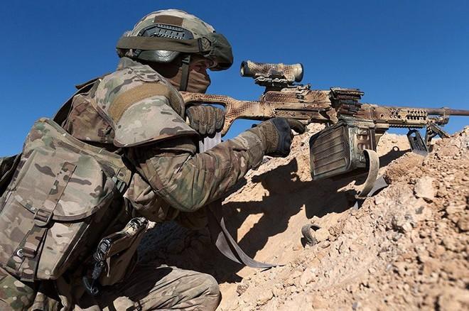 Đặc nhiệm Nga tại Syria: Trang bị tới tận răng, chết cũng không đầu hàng - Ảnh 2.