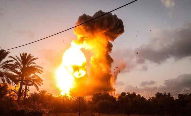 Hamas bật lại cuộc tấn công dữ dội vào Gaza: Lực lượng tinh nhuệ Israel có tổn thất - Ảnh 1.
