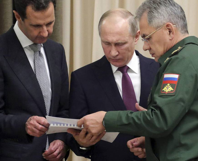 Mỹ giao dịch với quỷ dữ, tên lửa chống tăng TOW tràn ngập, QĐ Syria tổn thất nặng - Ảnh 4.