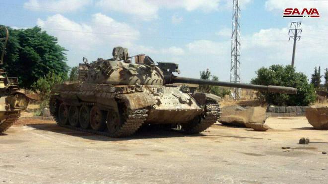 Quân đội Syria đã khiến phiến quân hứng chịu thất bại tồi tệ nhất trong 7 năm qua - Ảnh 2.