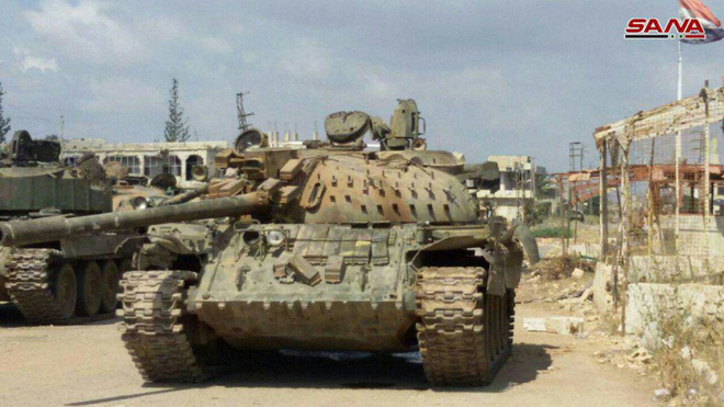 Quân đội Syria đã khiến phiến quân hứng chịu thất bại tồi tệ nhất trong 7 năm qua - Ảnh 3.