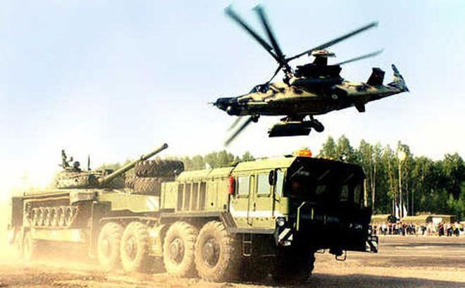 Bạn đồng hành của xe tăng T-90S Việt Nam đã về: Sẵn sàng làm nhiệm vụ