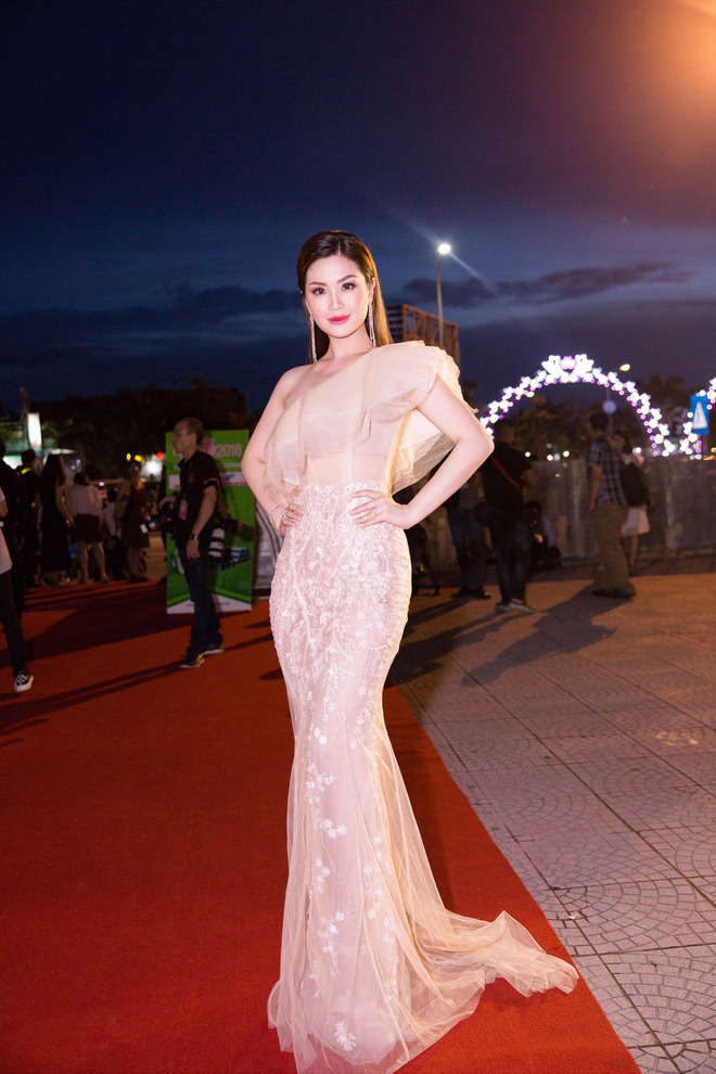 Dàn Hoa hậu, Á hậu đồng loạt khoe sắc tại Chung khảo phía Bắc Hoa hậu Việt Nam 2018 - Ảnh 3.