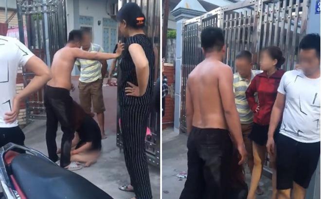 Khởi tố vụ cả nhà đi đánh ghen, xé quần rồi kéo lê cô gái từ phòng trọ ra cổng