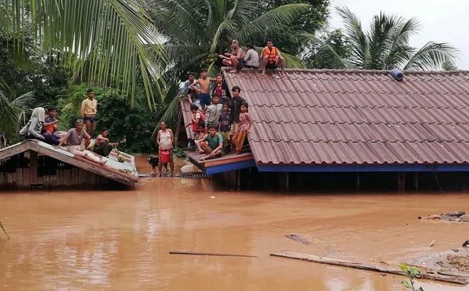Kết quả hình ảnh cho khu vực huyện Sanamxay ở Lào vẫn đang bị cô lập