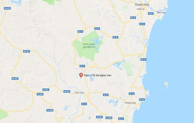 [CẬP NHẬT] Rơi máy bay quân sự tại Nghệ An, 2 phi công hy sinh - Ảnh 1.