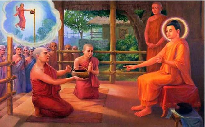 Nước suối đục ngầu, Đức Phật vẫn sai đệ tử lấy về uống và bài học ai cũng nên khắc ghi