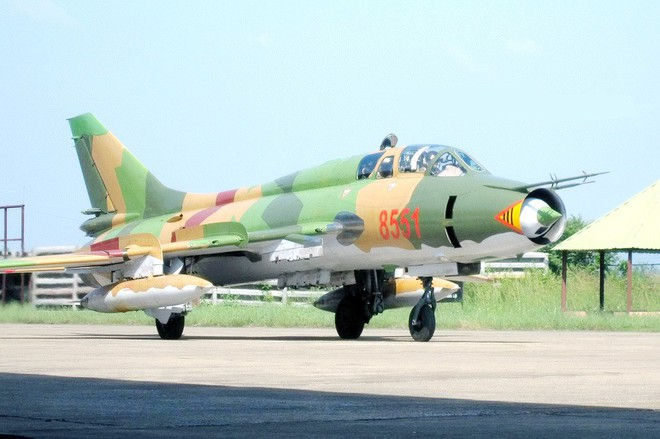Cường kích Su-22 Việt Nam vừa gặp nạn có thể là chiếc từng được nâng cấp tại Ukraine - Ảnh 2.
