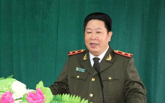 Đề nghị BCT xem xét kỷ luật tướng Bùi Văn Thành do vi phạm