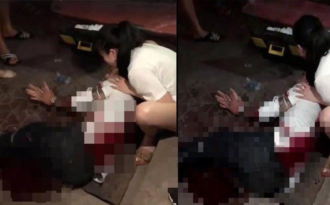 Vụ thanh niên bị 2 kẻ bịt mặt truy sát trong đêm: Người yêu chạy theo kêu cứu 1
