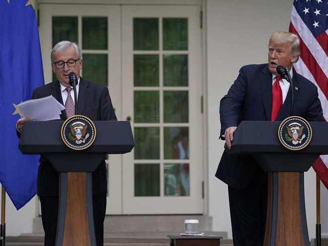 """Trung Quốc bất ngờ, bối rối trước sự """"liên kết phá Trung"""" của Mỹ và EU - Ảnh 1."""
