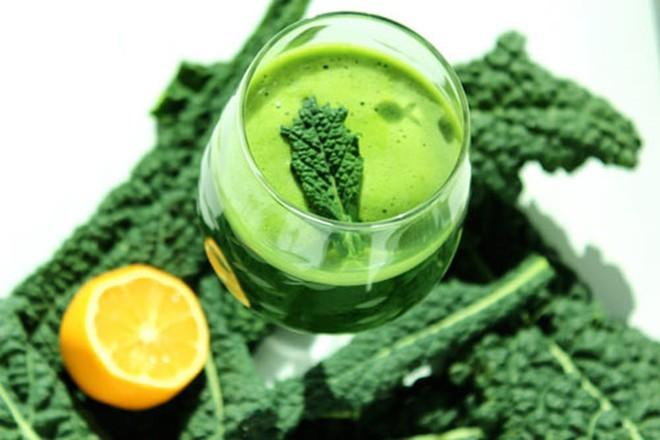 Làm sinh tố giảm cân từ rau lá xanh, giúp giảm mỡ cực nhanh lại vô cùng thơm ngon, dễ uống - Ảnh 3.