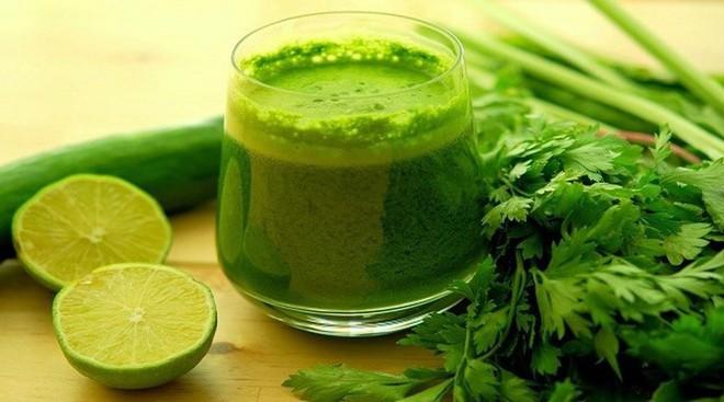 Làm sinh tố giảm cân từ rau lá xanh, giúp giảm mỡ cực nhanh lại vô cùng thơm ngon, dễ uống - Ảnh 6.