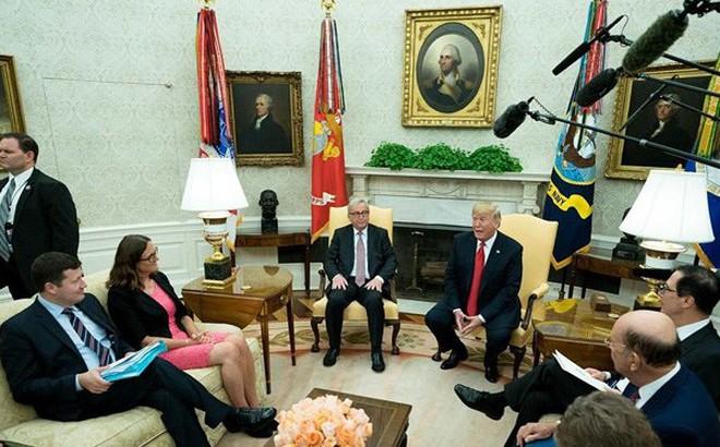 """Trung Quốc bất ngờ, bối rối trước sự """"liên kết phá Trung"""" của Mỹ và EU"""