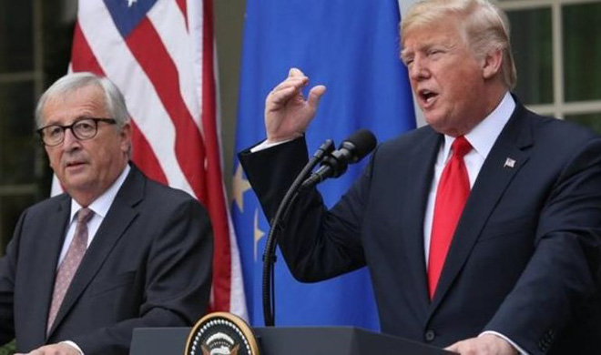 """Donald Trump ra đòn biến ảo khó lường: Trung Quốc bối rối """"chiến tranh đáp chiến tranh"""" hay """"đầu hàng""""? - Ảnh 2."""