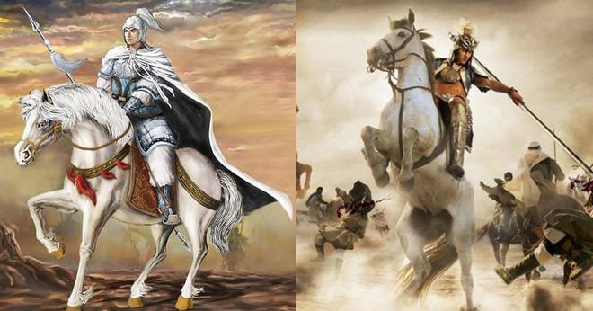 Đều là tướng giỏi, vì sao Triệu Vân chưa từng bị trúng tên còn Quan Vũ trúng tên đến 3 lần? - Ảnh 2.