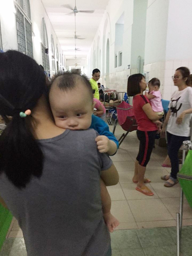 Câu chuyện mất con chỉ sau 5 ngày nhập viện - lời cảnh tỉnh cha mẹ không được lơ là bất cứ dấu hiệu bệnh nào ở trẻ - Ảnh 2.