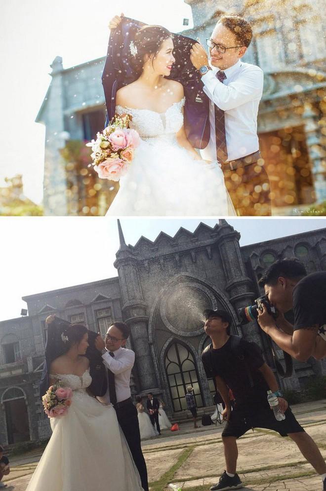 Những bức ảnh hậu trường chụp ảnh cười ra nước mắt của Việt Nam bất chợt lên báo nước ngoài - ảnh 1