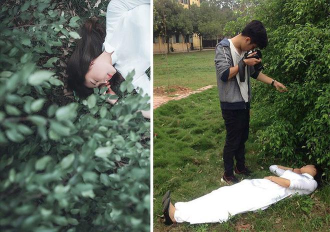 Những bức ảnh hậu trường chụp ảnh cười ra nước mắt của Việt Nam bất chợt lên báo nước ngoài - ảnh 4