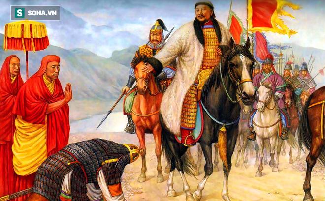 Suýt chết vì ngã ngựa nhưng Thành Cát Tư Hãn vẫn trọng dụng kẻ thù vì lý do bất ngờ