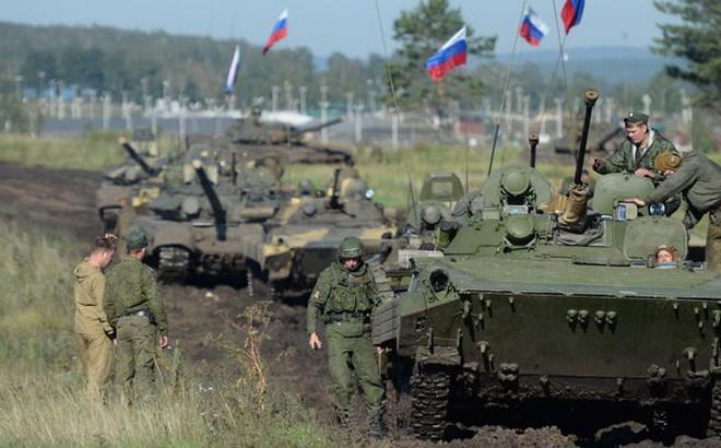 """Nghị sĩ của quốc gia nhỏ bé đòi xẻ Nga làm nhiều phần """"vì hòa bình của châu Âu"""""""