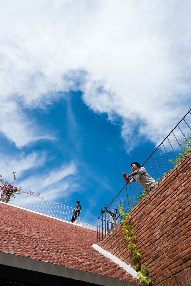 Báo Mỹ ngợi ca ngôi nhà gạch của vợ chồng già ở Đà Nẵng - Ảnh 4.