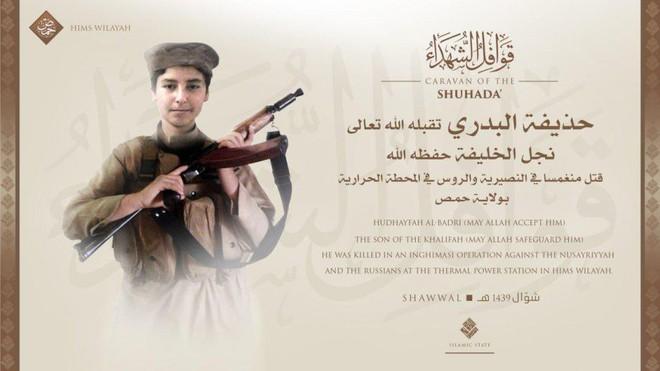Nga tiêu diệt con trai trùm khủng bố IS: Triệt hạ tận gốc mầm mống của tội ác 2