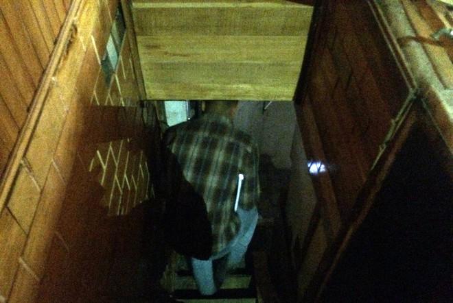 Phát hiện hầm bí mật trong nhà của trùm ma túy bị tiêu diệt  - Ảnh 9.