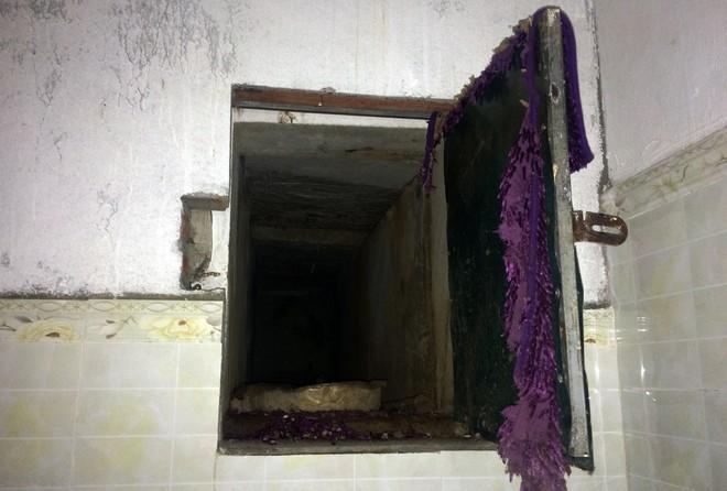 Phát hiện hầm bí mật trong nhà của trùm ma túy bị tiêu diệt  - Ảnh 13.
