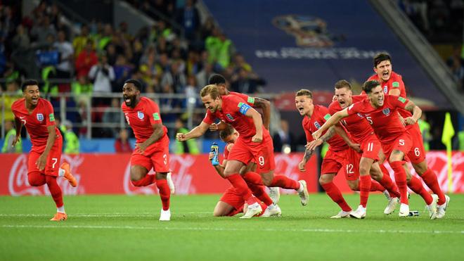 Đạp lên nỗi sợ hãi lớn nhất, ĐT Anh hát bản hùng ca trên đất Moscow 5