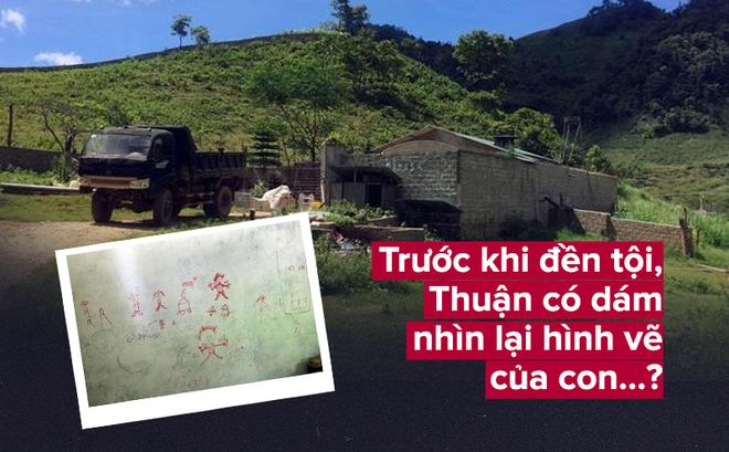 Thông điệp đặc biệt sau những hình vẽ ngộ nghĩnh trong nhà trùm ma túy Nguyễn Văn Thuận 1