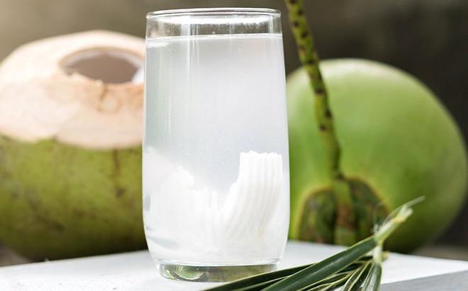 Kết quả hình ảnh cho nước dừa