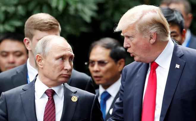 Ông Donald Trump dự đoán kết quả thượng đỉnh với ông Vladimir Putin
