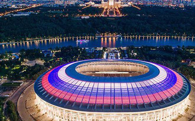 Bí quyết giúp Nga xây dựng được những sân vận động World Cup 2018 hoành tráng và mãn nhãn