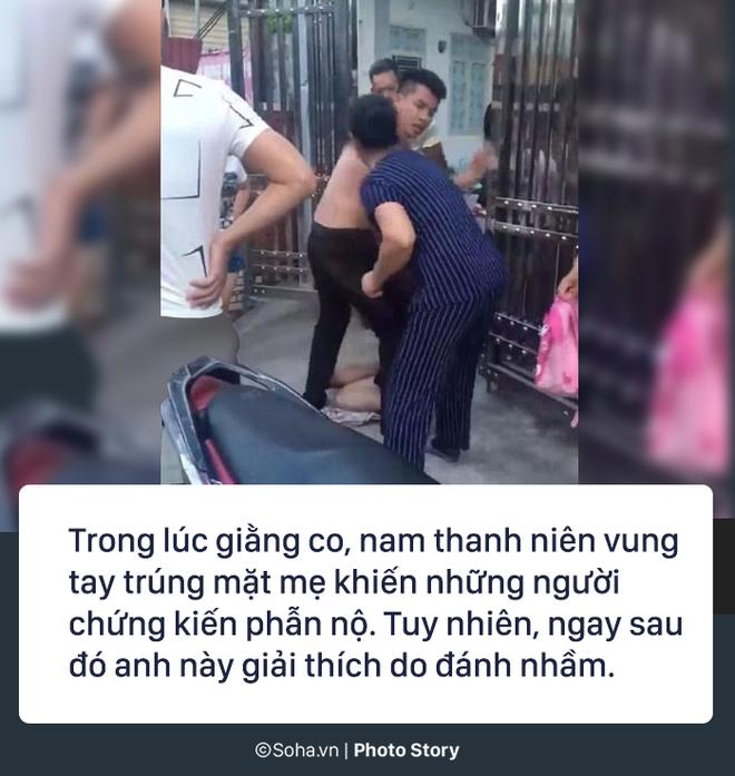 Mẹ chồng cùng con dâu đi đánh ghen, lột quần cô gái tại phòng trọ: Có dấu hiệu phạm 3 tội - Ảnh 6.
