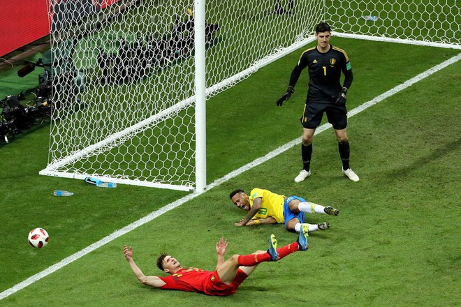 World Cup 2018: Brazil rớt đài, nhưng Neymar còn nhận điều tồi tệ gấp vạn lần thất bại 2