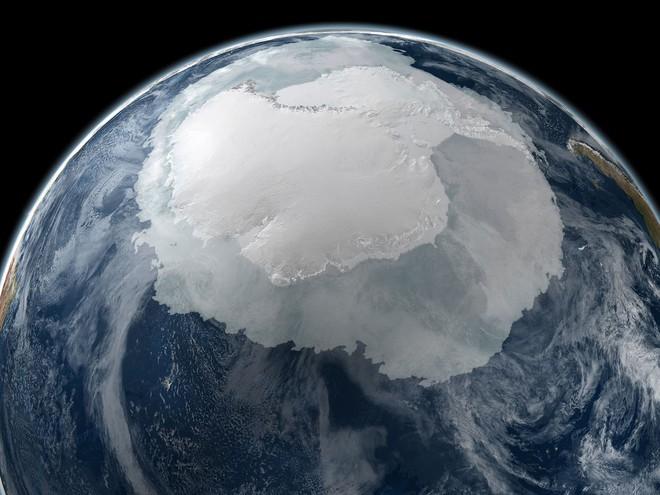 Tấm bản đồ vượt thời gian và bí ẩn về nền văn minh cổ đại ở Nam Cực! - Ảnh 1.