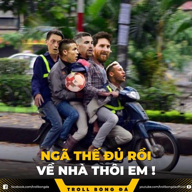 Neymar lại nhận đủ đàm tiếu vì quen thói ăn vạ 2